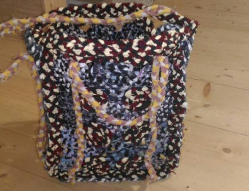 Сумка-рюкзак от дизайнеров Капустино!
