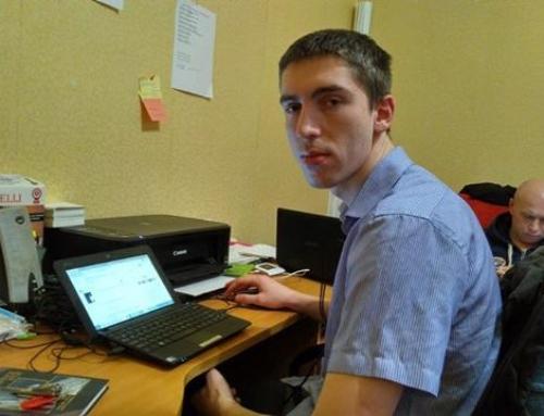 »Тихие истории»: Дмитрий, 20.02.17.