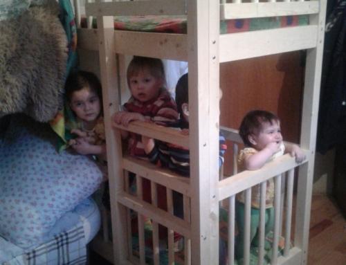 Домашнего уюта хочется всем. Тем более — детям.