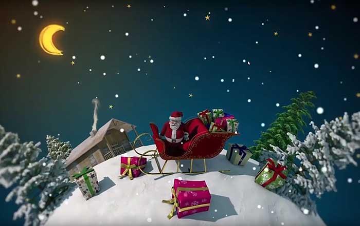 Рождество в Ное